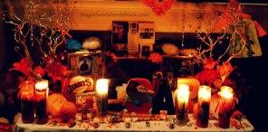 San Francisco Giants Altar Day of the Dead | The Girl Next Door is Black