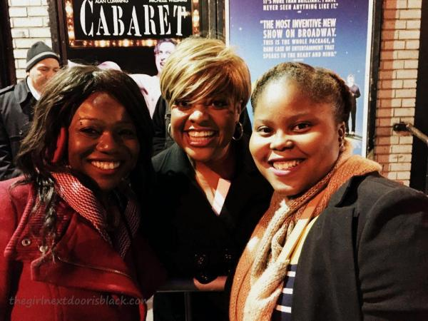 Meeting Sherri Shepherd on Broadway   The Girl Next Door is Black