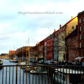"""Little Amsterdam"" in Christianshavn, Copenhagen Denmark   The Girl Next Door is Black"