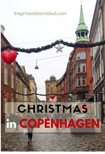 "Copenhagen, Denmark is a delightful place to be during the Christmas holiday. Christmas is kind of a big deal there. | Read more from ""Christmas in Copenhagen"" on The Girl Next Door is Black"