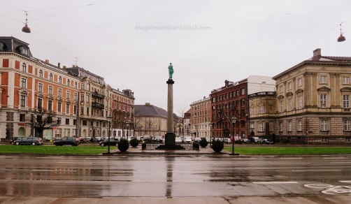 Hans Christian Andersens Boulevard Copenhagen | The Girl Next Door is Black