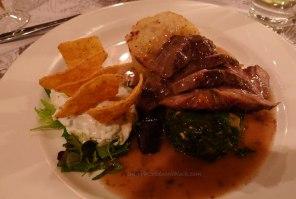 Lamb dish Spiseloppen Copenhagen | The Girl Next Door is Black