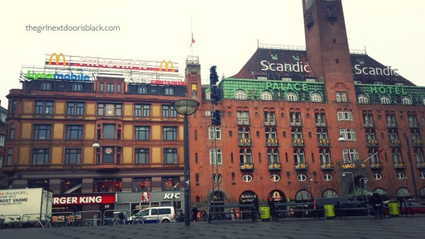 Scandic Palace Hotel Copenhagen, Denmark | The Girl Next Door is Black