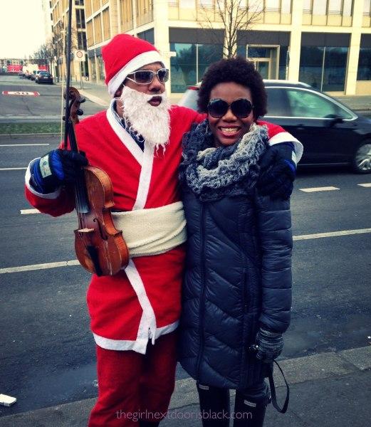 Hungarian Santa Claus Berlin
