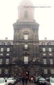 Christiansborg Palace Parliament Copenhagen Denmark | The Girl Next Door is Black