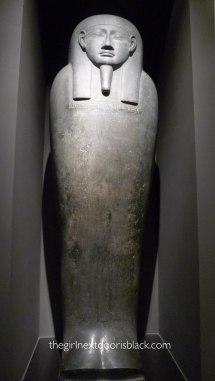 Sarcophagus Carlsbergy Glyptotek   The Girl Next Door is Blac