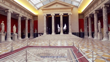 Inside Carlsberg Glyptotek Copenhagen | The Girl Next Door is Black