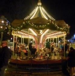 Carousel Tivoli Copenhagen