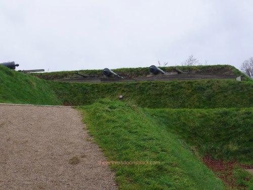 Kronborg cannons Denmark