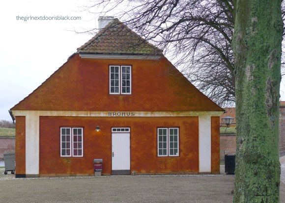 orange house Helsingør Kronborg