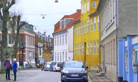 Helsingør Streets Denmark