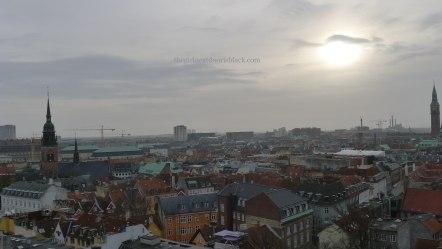 Rundetaarn View of Copenhagen   The Girl Next Door is Black