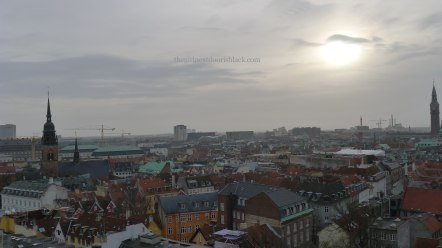 Rundetaarn View of Copenhagen | The Girl Next Door is Black