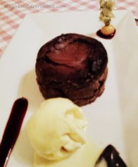 Chez Marcel Fondant au Chocolat Prague   The Girl Next Door is Black