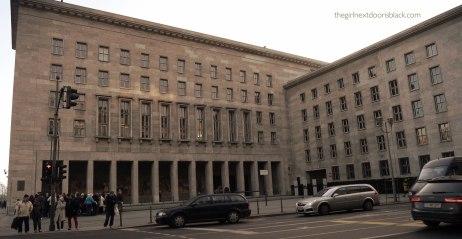 Former Headquarters of the Luftwaffe Berlin