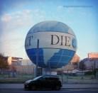 Die Welt Globe Berlin
