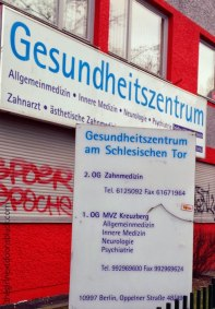 Health Center Gesundheitszentrum Berlin