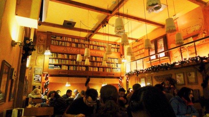 Zapiecek Restaurant Interior   The Girl Next Door is Black