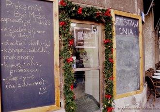 Być Może Exterior Warsaw   The Girl Next Door is Black