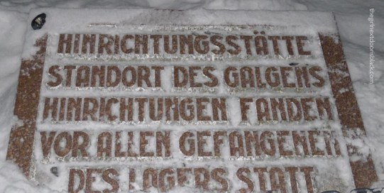 Sachsenhausen memorial