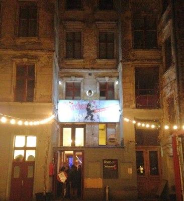 Clärchen's Ballhaus Berlin