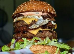 "Giant Burger ""The Big Sloppy"" photo by spilltojill, Flickr.com   The Girl Next Door is Black"