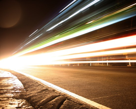 Light Speed by Jonel Hanopol, flickr.com from Essential Blogging Resource Guide