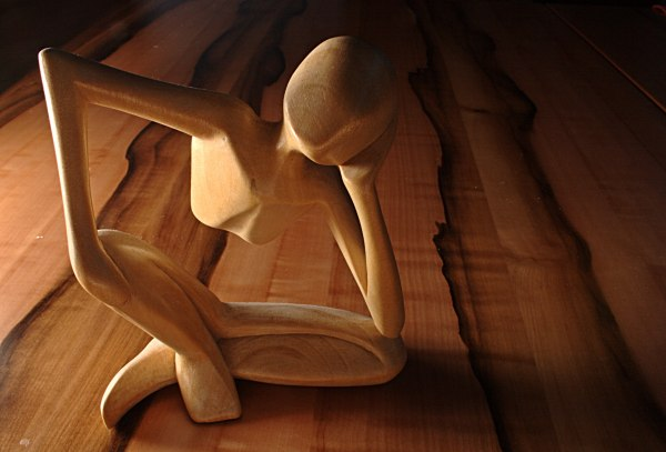 Wooden Person Thinking by Davide Restivo, flickr.com from Essential Blogging Resource Guide