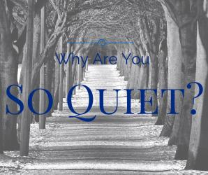 Why Are You So Quiet? | The Girl Next Door is Black