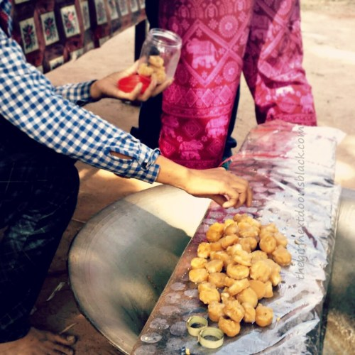 In Cambodia you can dine on deep fried tarantulas, float along the river past houses on stilts, and watch silkworms be turned into beautiful silk   Read more on The Girl Next Door is Black
