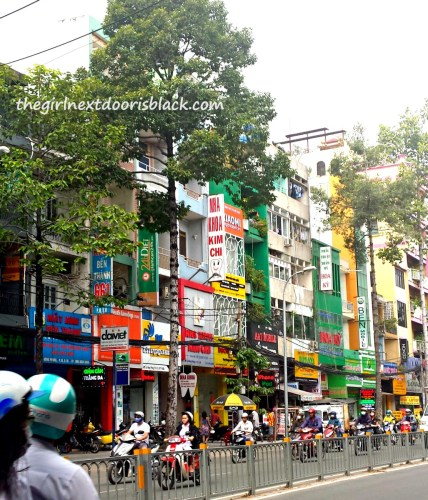 "I spent a little less than 36 hours in Vietnam's bustling Ho Chi Minh city and there's a lot to see and do there. | Read more in ""I Survived Crossing the Street: Ho Chi Minh City, Vietnam in 36 hours (ish)"