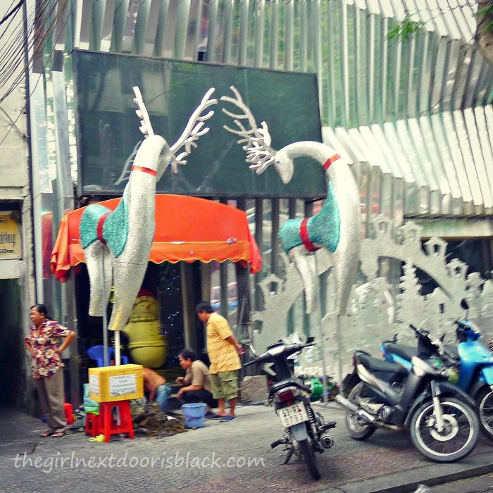 """I spent a little less than 36 hours in Vietnam's bustling Ho Chi Minh city and there's a lot to see and do there.   Read more in """"I Survived Crossing the Street: Ho Chi Minh City, Vietnam in 36 hours (ish)"""