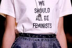 Feminism at Dior