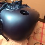 how to vinyl wrap motorcycle tank