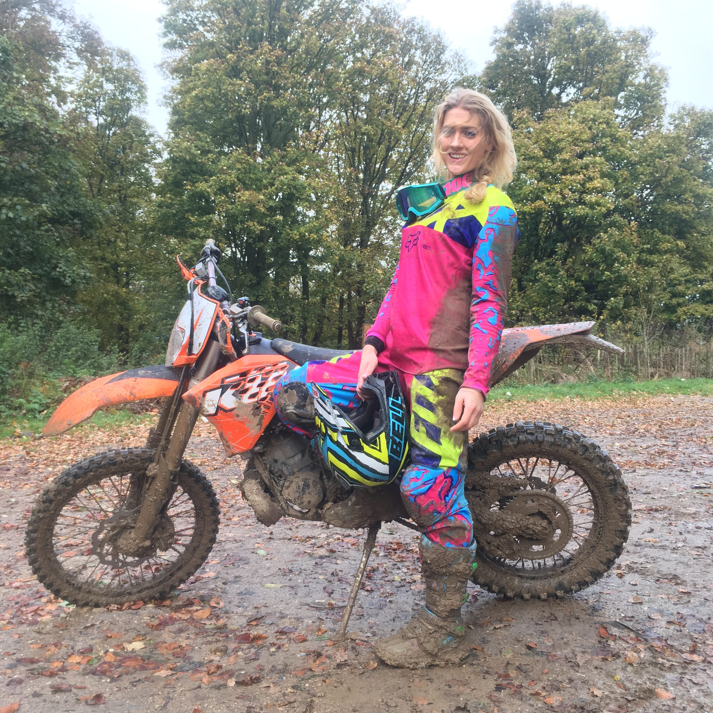 Click on the image to see my KTM EXC parts & kit