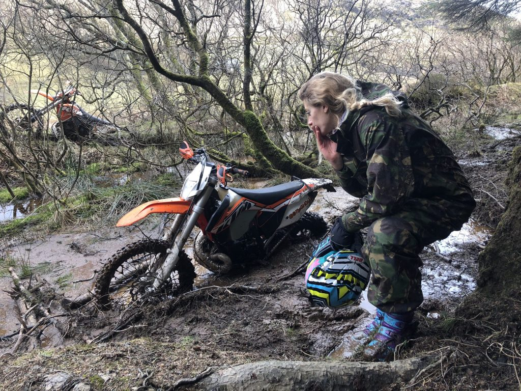 The unexpected bog - why track days should be on prescription