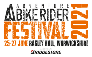 ABR Festival logo2021 the girl on a bike discount