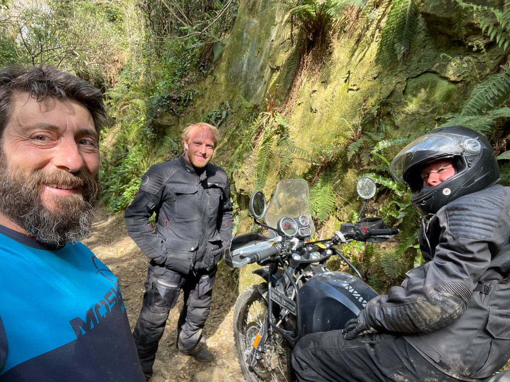 The girl on a bike superior motorcycle experiences dorset royal enfield himalayan 134