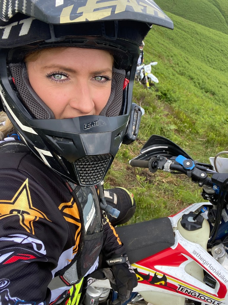 The Girl On A Bike with Jarvis Signature Tours Wales 3