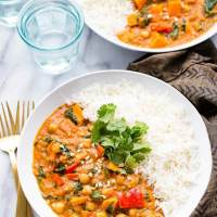 Instant Pot or Slow Cooker African-Inspired Peanut Stew
