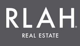 The Girls of Real Estate | Real Living at Home Logo