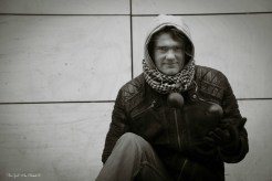 Street Performer 1