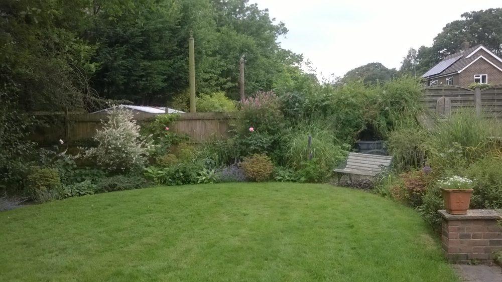 Woodland Garden, Tinsley Green