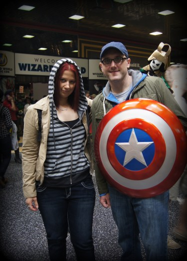 Undercover Natasha and Steve