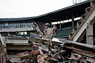 Wrigley Field Demolition - 04
