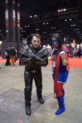 Wolverine and Ms. Marvel