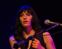 Alex Winston live at Schubas in Chicago, IL.