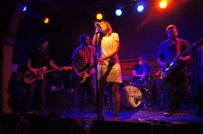 Lightfoils at Schubas in Chicago,IL - 2015