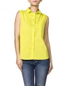 camicia-gialla-benetton
