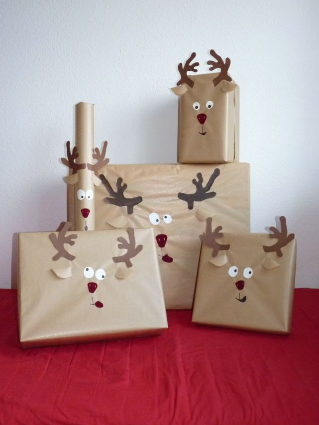 Impacchettare un regalo in modo originale